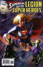SUPERGIRL and THE LEGION OF SUPER-HEROES #32 Dennis CALERO NM New (2007) DC