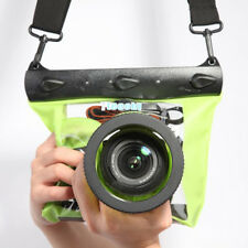 Waterproof Underwater Case Dry Bag Pouch For Nikon Canon Sony DSLR Camera
