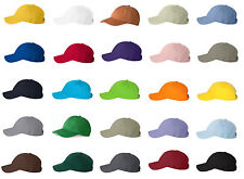 Valucap - Unstructured Cotton Baseball Caps Hats  Adult Bio-Washed New - VC300A