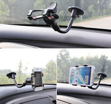 For Mobile Phone GPS Car Windscreen Suction Mount Holder Cradle Stand Universal