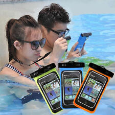 Waterproof Bag Underwater Pouch Dry Cover Case For iPhone Samsung Cell Phone hot