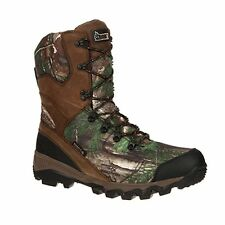 Rocky RKS0180 0180 Adaptagrip Brown Waterproof Insulated Realtree Outdoor Boots
