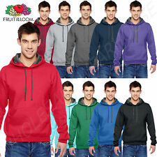 Fruit of the Loom 7.2 oz. Sofspun Pullover Hooded Sweatshirt R-SF76R