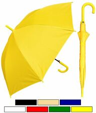 "New RainStoppers 48"" Doorman, Matching Hook Umbrella-Free Priority Shipping"
