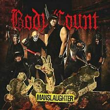 Manslaughter - Count Body New & Sealed Compact Disc Free Shipping