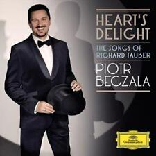 Heart's Delight:songs of Richard Taub - Piotr Beczala New & Sealed Compact Disc