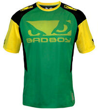 Bad Boy Performance Walkout Top - Brazil Green