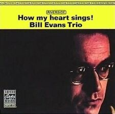 How My Heart Sings - Evans,Bill Trio New & Sealed LP Free Shipping