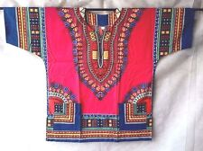 African Shirt Dashiki Mexican men women Poncho Hippie Style Caftan Unisex Tribal
