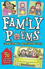 NEW Family Poems by Jennifer Curry Paperback Book Free Shipping