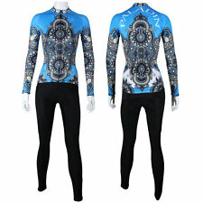Paladin Women Cycling Wear Bike Long Sleeve Clothing Bicycle Sets Jersey&Pants