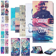 Luxury Painted Wallet Leather Case Cover For Apple iPhone 6 /6 Plus 4/4S 5/5S/5C