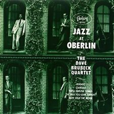 Jazz At Oberlin - Brubeck,Dave New & Sealed LP Free Shipping