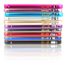 Bumper High Quality Dounle Colors Aluminium Metal Frame Case For Iphone 5/5S SE