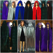 2015 New Props Halloween Cloak Cape Wedding Costume Medieval Pagan Witch Vampire