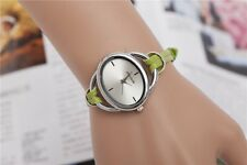 GIFT FOR MOTHER Women's Vintage Leather band Quartz Analog Dress Bracelet  Wrist