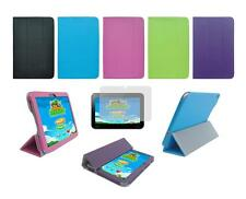 Folio Skin Cover Case and Screen Protector for Toshiba Excite Pro AT15LE-A32