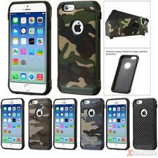 Patterned Image Prints Fusion Protective Case Cover For APPLE iPhone 6/6S