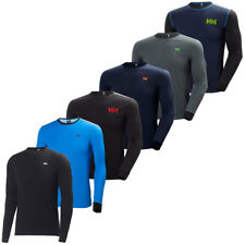 Helly Hansen 2016 Mens HH Active Flow Long Sleeve Compression Baselayer Top