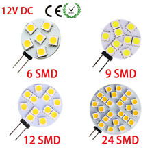 G4 LED Lamp Bulb 5050 SMD 6/9/12/24 Light Home Car RV Marine Boat LED Lighting