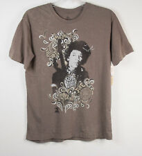 Jimi Hendrix T Shirt Rock and Roll Hall of Fame Museum 1992 Mens New