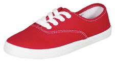 BIGEYE2! Kid's Girl Classic Comfy Round Toe Lace Up Fashion Sneakers