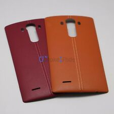 High Quality Leather For LG G4 H815 Battery Back Door Housing Cover Replacement