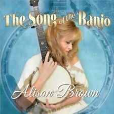 Song of the Banjo - Brown,Alison New & Sealed CD-JEWEL CASE Free Shipping
