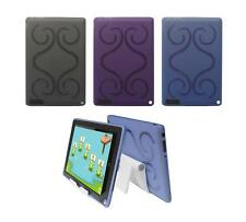 View Stand Holder + TPU Gel Skin Case Cover for Barnes & Noble Nook HD+ 9 Tablet