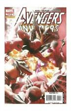 Avengers/Invaders #4 (Oct 2008, Marvel)