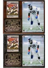 Carl Banks #58 New York Giants Legend NFL Photo Plaque 2-Time Super Bowl Champ