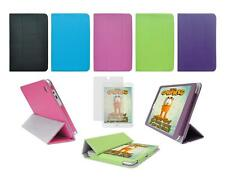 Folio Skin Cover Case and Screen Protector for Acer Iconia A1-830 Tablet
