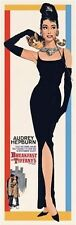 New Breakfast At Tiffany's - One Sheet Audrey Hepburn Slim Poster