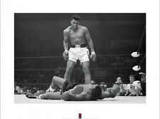New Ali vs Liston Muhammad Ali Print
