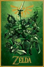 The Legend of Zelda Poster 61x91.5cm