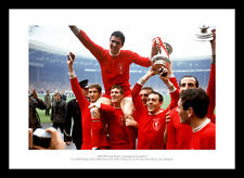 Liverpool 1965 FA Cup Final Team Celebrations Photo Memorabilia (686)