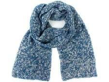 O'Neill Knitted Scarf Bully Blue Knitted Flecked Long Men's Scarf