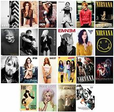 MUSIC POSTERS (Artists/Bands/Musicians) Official - 61x91.5cm (Large Range)(Maxi)