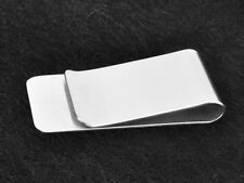 High Quality Slim Money Clip Credit Card Holder Wallet Stainless Steel Popular