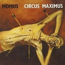 Circus Maximus - Momus New & Sealed Compact Disc Free Shipping