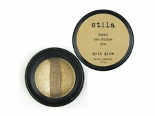 Stila FULL SZ Eyeshadow TRIO Refill ~ROSE GOLD/BRONZE GLOW/GOLD GLOW~Choose Clr