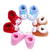 Infant Baby Shoes First Walking Boots Soft Sole Girls Boys Crib Boots Shoes New