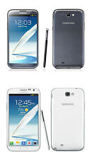 "Unlocked 5.5"" Samsung Galaxy Note 2 3G Android GSM GPS Smartphone 16GB CMA"