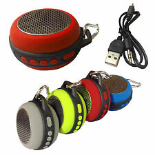 BLUETOOTH WIRELESS MINI TRAVEL KEYCHAIN SPEAKER FOR VARIOUS MOBILE PHONES