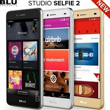 BLU Studio Selfie 2 - Dual 5.0 MP HD Camera's 8GB GSM Dual SIM Android S230Q