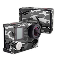 Urban Snow Camo Skin Kit to fit GoPro Hero 2, 3, 4 Vinyl Sticker Decal Cover
