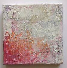 Abstract Original Painting~by CE Turner~Gallery Stretched Canvas 12
