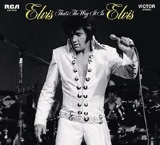 That's the Way It Is - Elvis Presley New & Sealed Compact Disc Free Shipping