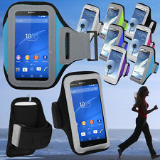 For Sony Xperia Z5 E6683 E6653 Armband Sport Jogging GYM Run Workout Case Holder