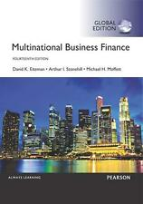 NEW Multinational Business Finance, Global Edition by David K. Eiteman Paperback